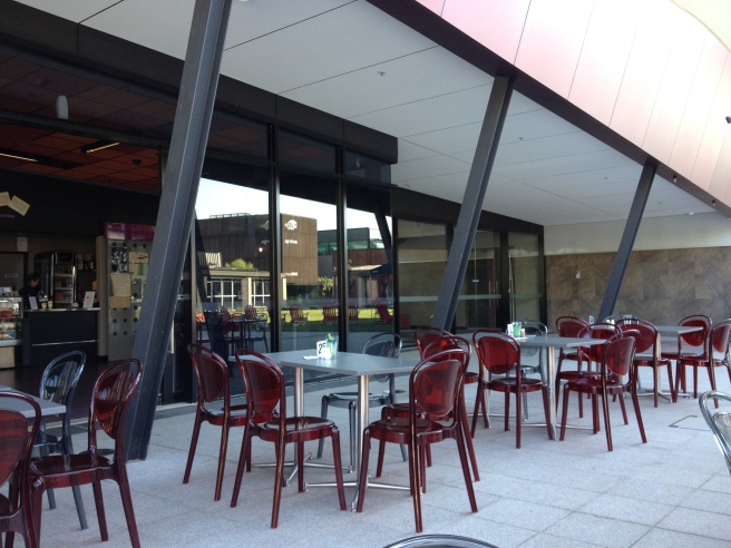 Rubix Cafe at The Cube, Wodonga
