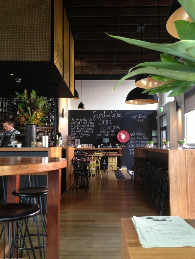 Albert Street Food & Wine, Brunswick