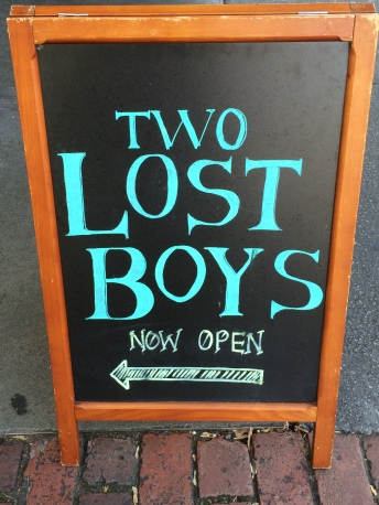 Two Lost Boys, Windsor