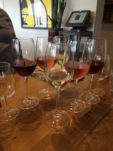 2014 Cabernets Rose and 2013 Pinot Noir; Bress Wine, Cider and Produce New Release Wine Lunch 2014 - Plough Hotel, Footscray