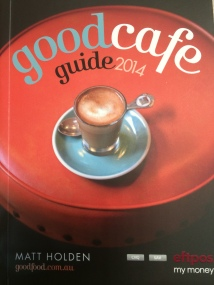The Age Good Cafe Guide 2014 - Chez Dré, South Melbourne