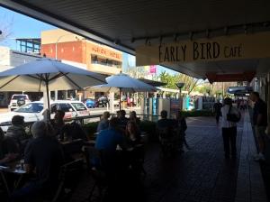 Early Bird Cafe, Albury