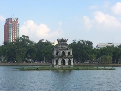 Thap Rua, Hanoi, Vietnam