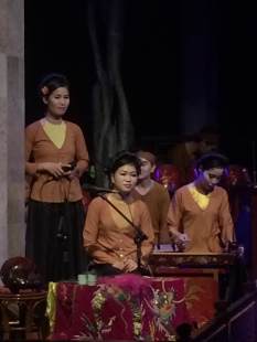 Thang Long Water Puppet Theatre, Hanoi, Vietnam