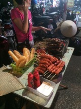 Night Markets, Hanoi, Vietnam