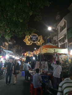 Night Markets, Hanoi, Vietnam