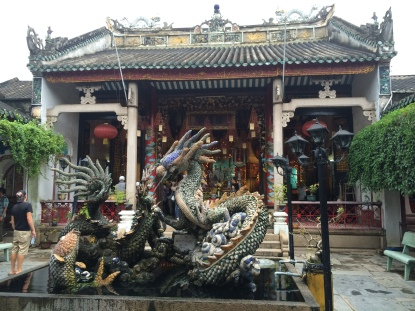 Cantonese Assembly Hall, Old Quarter, Hoi An - Vietnam Culinary Discovery