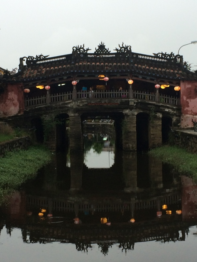 Japanese Covered Bridge, Old Quarter, Hoi An - Vietnam Culinary Discovery
