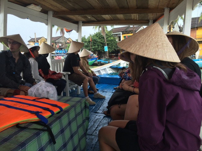 Boat trip, Holiday Masterclass, Ms Vy's Market Restaurant and Cooking School, Hoi An - Vietnam Culinary Discovery
