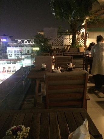 Cau Go Restaurant, Hanoi, Vietnam