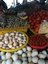 Central Market Tour, Holiday Masterclass, Ms Vy's Market Restaurant and Cooking School, Hoi An - Vietnam Culinary Discovery