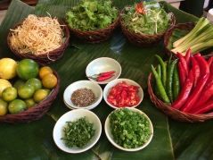 Food tasting tour, Ms Vy's Market Restaurant and Cooking School, Hoi An - Vietnam Culinary Discovery