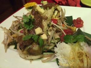 """Buddha Boogies"", Mango Mango Restaurant, Hoi An - Vietnam Culinary Discovery"