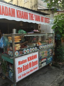 Madam Khanh, the Banh Mi Queen, Street food tour, Hoi An - Vietnam Culinary Discovery