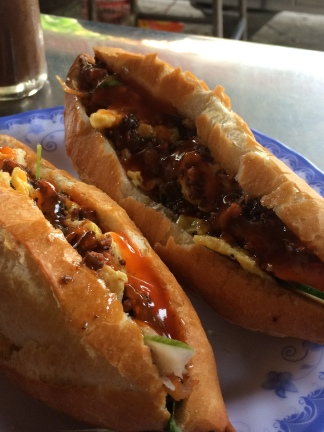 Banh Mi - Madam Khanh, the Banh Mi Queen, Street food tour, Hoi An - Vietnam Culinary Discovery