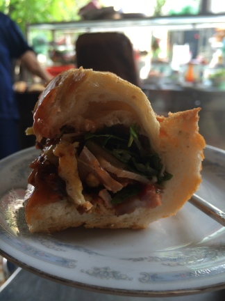 Banh Mi - Madam Khanh, the Banh Mi Queen, Street food tour, Hoi An - Vietnam Culinary Discovery