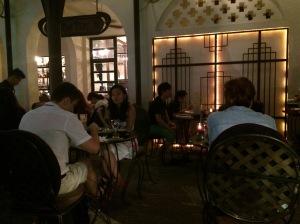 Hoa Tuc Restaurant, HCMC - Vietnam Culinary Discovery