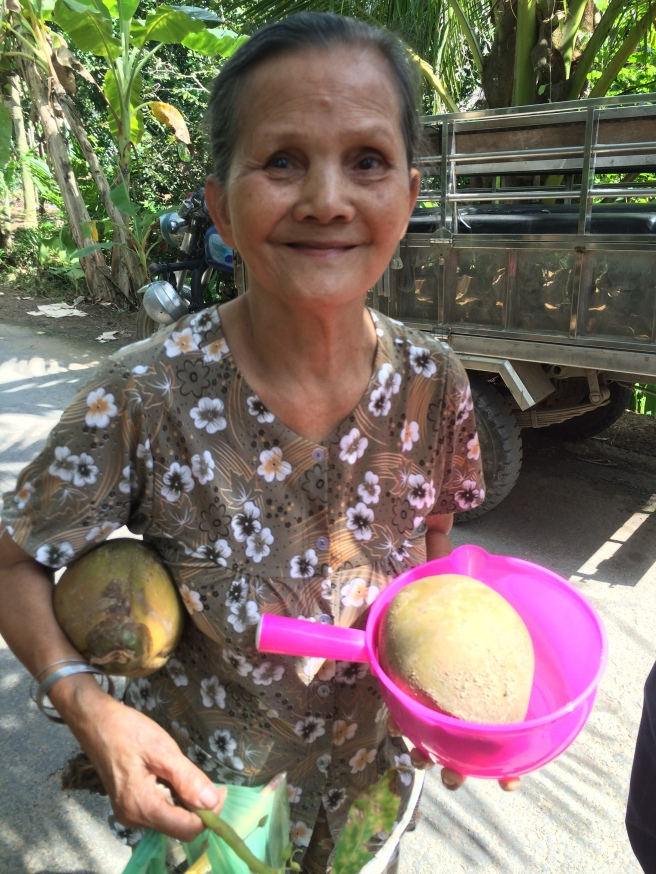 Beware of the arse grabbing granny!, Mekong Delta cruise - Vietnam Culinary Discovery