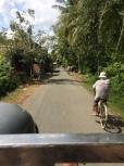 Tuk tuk ride, Mekong Delta cruise - Vietnam Culinary Discovery