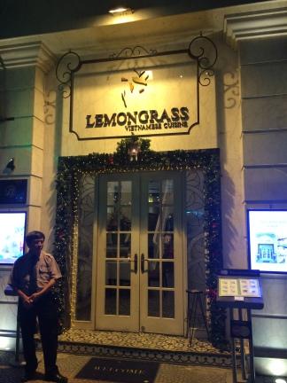 Lemongrass Restaurant, HCMC - Vietnam Culinary Discovery
