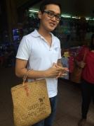 Khang, Market tour - Saigon Cooking Class, HCMC - Vietnam Culinary Discovery