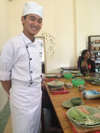 Chef Khang, Saigon Cooking Class, HCMC - Vietnam Culinary Discovery
