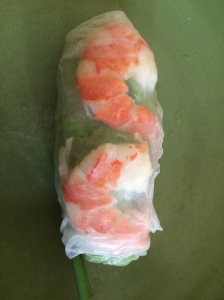 Pork and prawn rice paper rolls, Saigon Cooking Class, HCMC - Vietnam Culinary Discovery
