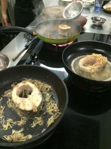 Caramel Fish with Galangal, Hanoi Cooking Centre, Hanoi, Vietnam