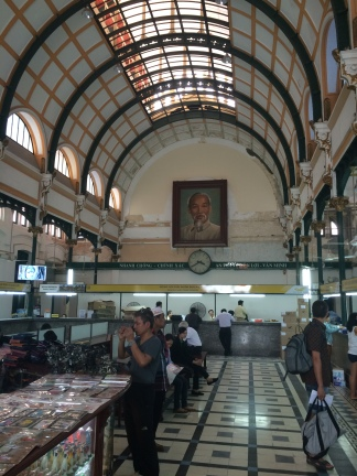 General Post Office, HCMC - Vietnam Culinary Discovery