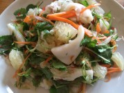Squid and Pomelo Salad, Hanoi Cooking Centre, Hanoi, Vietnam