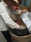 Tapioca root, Hanoi Street Food Tour - Vietnam Culinary Discovery