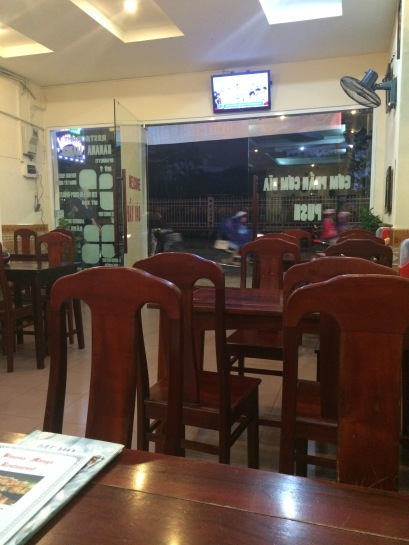 Banana Mango Restaurant, Hue - Vietnam Culinary Discovery