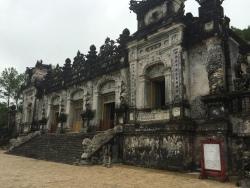 Tomb of Khai Dinh, Hue - Vietnam Culinary Discovery