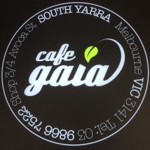 Cafe Gaia, South Yarra