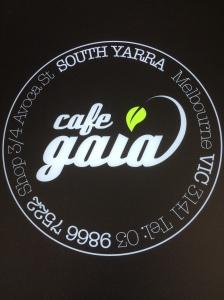 Cafe Gaia, South Yarra