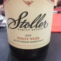 2011 Stoller Dundee Hills Pinot Noir, Oregon - Duck and Pinot Masterclass - Luv-a-Duck, Port Melbourne