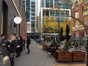 Operator25, Melbourne