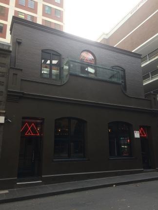 Magic Mountain Saloon, Melbourne