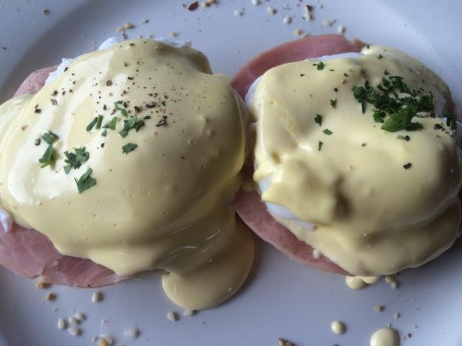 Eggs Benedict - Circolo, Southbank