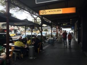 seven:am, Port Melbourne