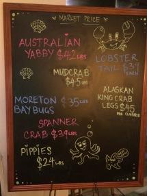 Grab-A-Yabby, Melbourne CBD