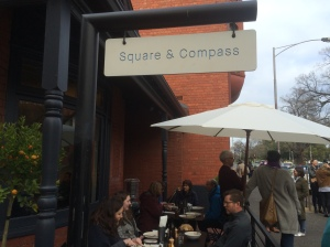 Square and Compass, East Melbourne