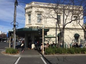 Balderdash, Port Melbourne