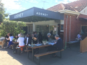 Adeney Milk Bar, Kew
