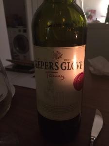 Keeper's Glove Special Reserve Tawny - ALDI Degustation Dinner