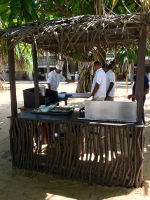 Jetwing Beach Cooking Experience - Negombo, Sri Lanka