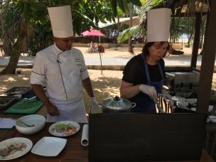 Jetwing Beach Cooking Experience - Negombo, Sri Lanka