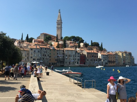Rovinj - Real Food Adventure Slovenia and Croatia
