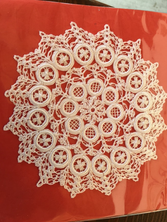 Lace from Pag Island - Real Food Adventure Slovenia and Croatia