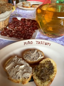 Truffle degustation lunch - Real Food Adventure Slovenia and Croatia